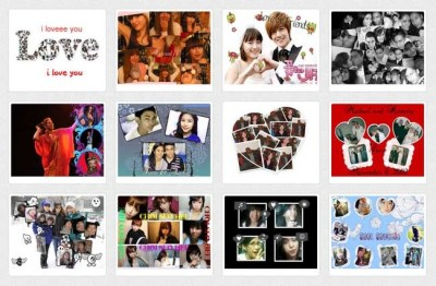 photovisi online photo collage creator