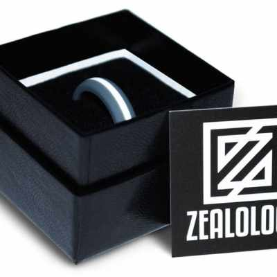 Zealology Ring and Packaging