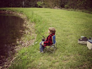 Brooks fishing