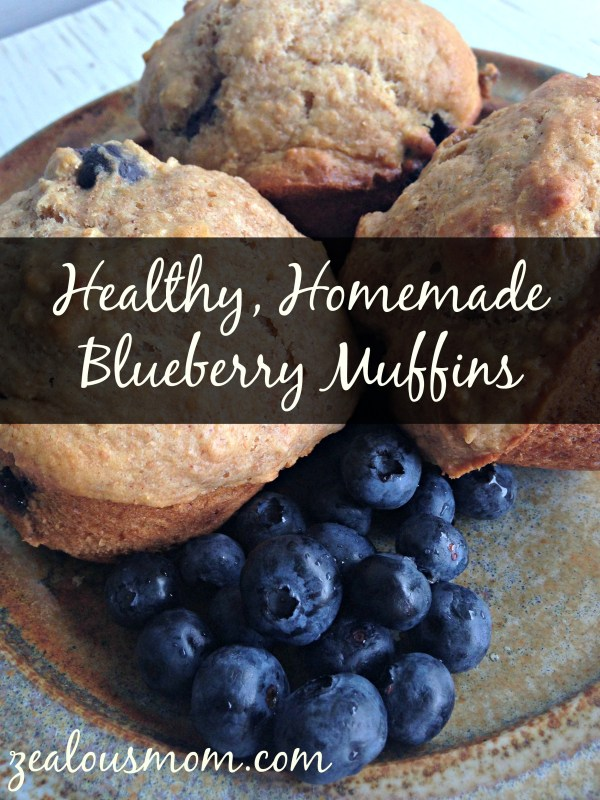 Have you been in search of a delicious, healthy blueberry muffin recipe? Look no further! This recipe is easy, healthy and so yummy. #breakfastrecipes #blueberrymuffinrecipes #blueberryrecipes