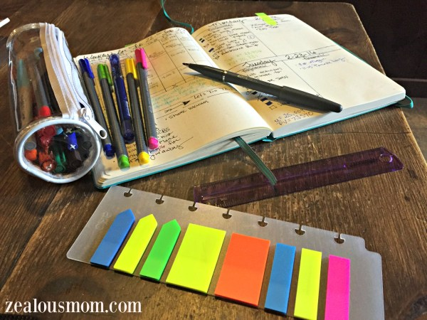 Bullet Journaling for Teens. Use this increasingly popular system to help your teen get organized with school and life. #BulletJournal #BuJo