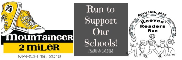 Run to support our schools
