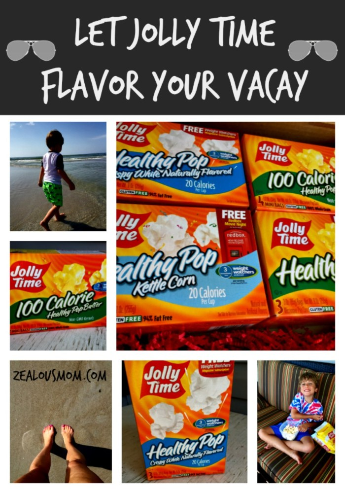 Let JOLLY TIME Flavor Your Vacay #HPChallenge #HaveaJOLLYTIME #Fitfluential #Ad @zealousmom.com