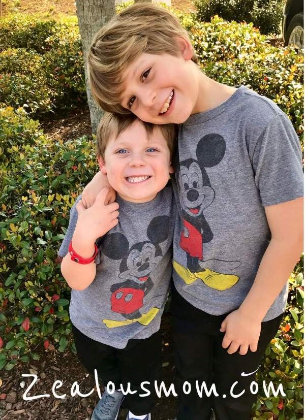We are finally Disneybound! Didn't think this trip was every going to happen. Woot, woot! @zealousmom.com