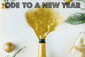 December 30, 2017: Ode to a New Year #NaBloPoMo