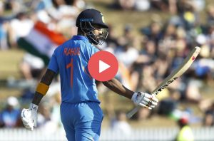 India vs New Zealand 3rd ODI: KL Rahul Hits 4th ODI Ton Highlights, India Lose The Match 7