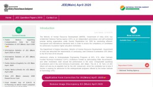 JEE Main Admit Card April 2020 available from March 20, 2020
