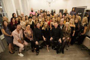 Zeba-Hairdressing-team-Ireland