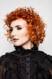 zeba-hairdressing-curl-style-golden-color-Dublin
