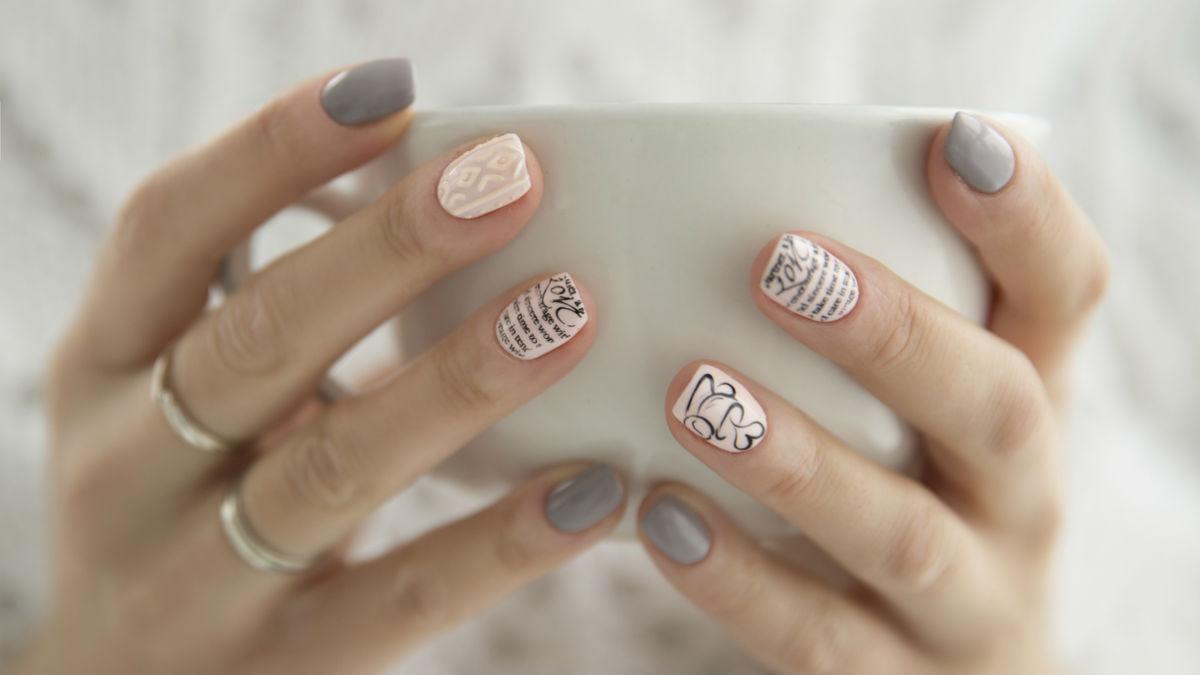 Manicure Zelowy Youtube Papillon Day Spa
