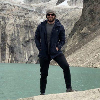 Zeb Torres del Paine