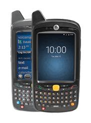 Computadora móvil MC67 Series