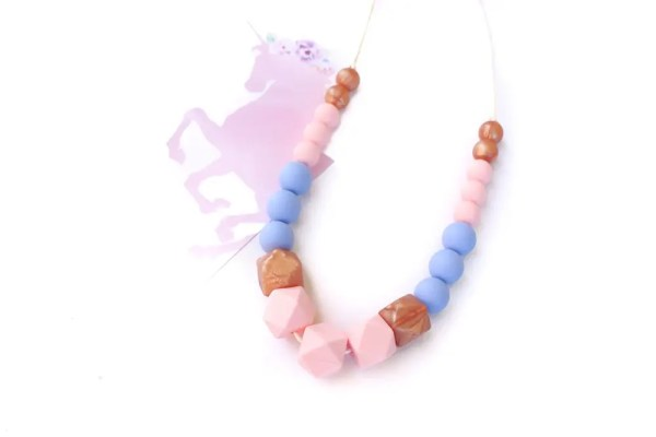 Holly Silicone Necklace