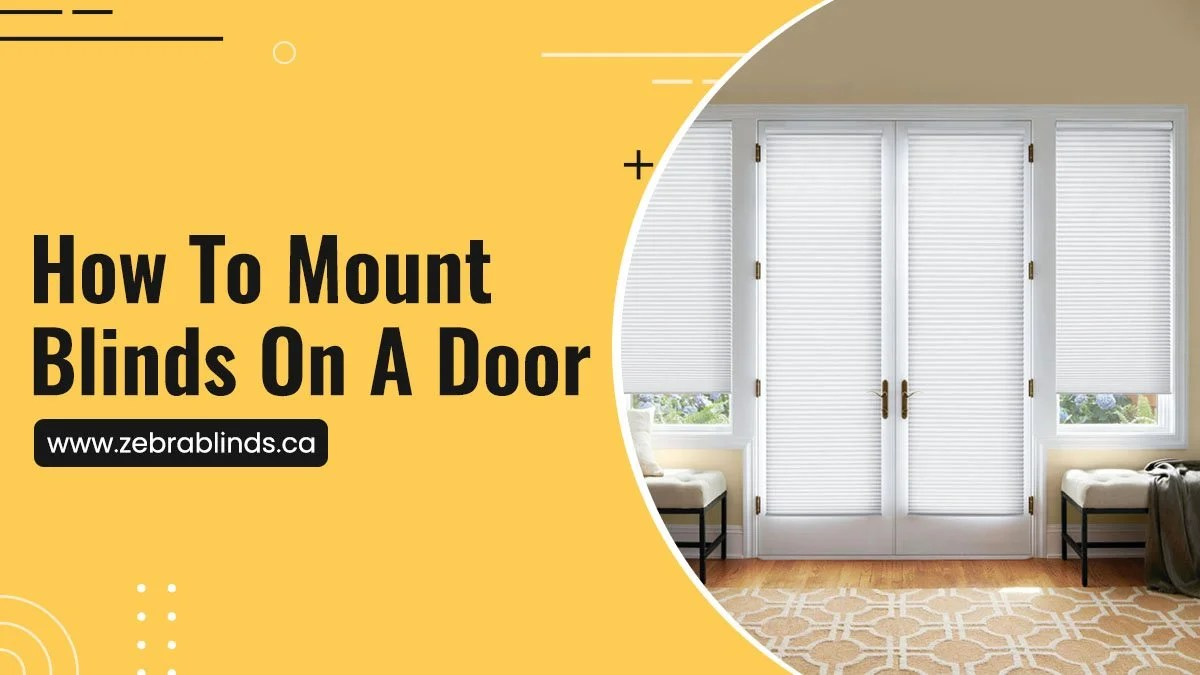 how to install blinds on door diy guide