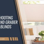 Troubleshooting For Bali And Graber Cordless Blinds