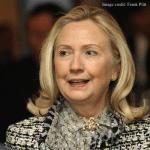 Hillary Rodham Clinton by Frank Plitt 400x400