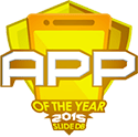 SlideDB Top 50 App of the Year 2015