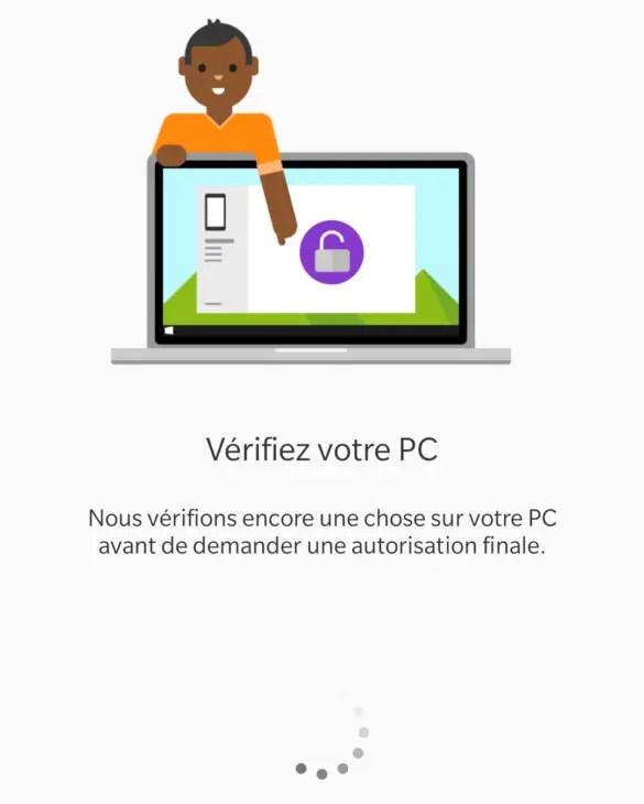 Vérifier votre PC