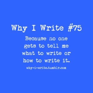 From Why I Write