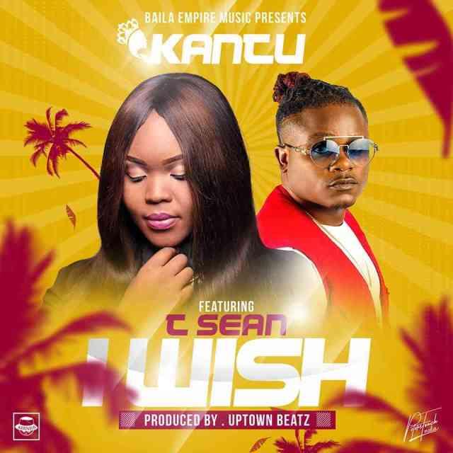 """Kantu ft. T-Sean – """"I Wish"""