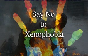 """Sir Roy ft. COG & Dovey - """"Say No To Xenophobia"""""""