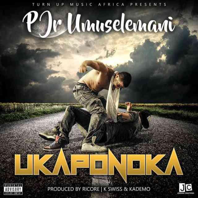 """P Jr Umuselemani – """"Ukaponoka"""" [Audio]"""
