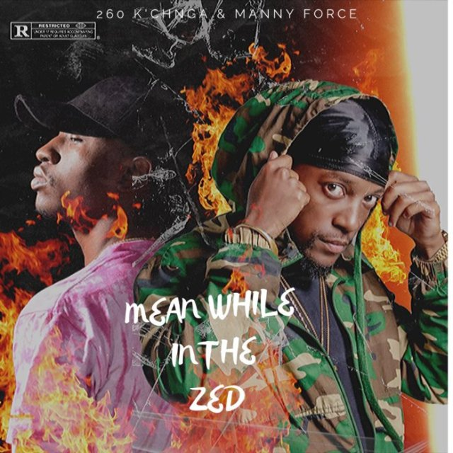 "K'Chinga Ft. Manny Force – ""Meanwhile In The Zed (A Reece Cover)"