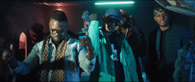 """Download DOWNLOAD Gwamba ft. Emtee – """"Own Time"""" Video"""