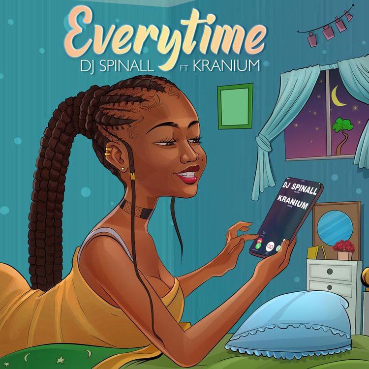 "DOWNLOAD DJ Spinall ft. Kranium – ""Everytime"" Mp3 - Zedjams"