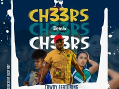 "DOWNLOAD Tbwoy Ft Mampi & Bombshell - ""Cheers (Remix) Mp3"