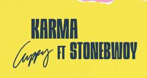 "DOWNLOAD Cuppy Ft. Stonebwoy - ""Karma"" Mp3"