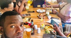 Hip-Hop Artiste Tiye-P Proposes To Girlfriend Exildah