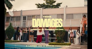 """DOWNLOAD Tems – """"Damages"""" Video"""