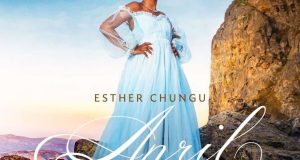 Esther Chungu Unveils The Album Cover And Track-list