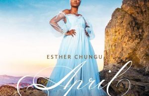 Esther Chungu Unveils The Album Cover And Track-list