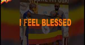 DOWNLOAD Eddy Kenzo - Blessed