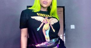 Cleo Ice Queen Defends Her Dress Code At Daev's Funeral