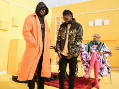 "Olamide ft. Omah Lay - ""Infinity"" Video"