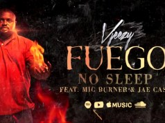 VJeezy - No Sleep