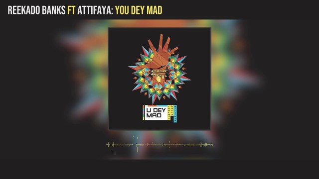 "DOWNLOAD Reekado Ft. AttiFaya - ""You Dey Mad"" Lyric Video"