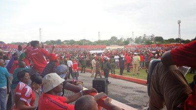 celebration at ichilata after nkana attains 12th title