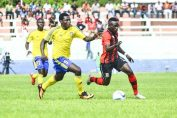 Zanaco forward past over Harare City in the Confederation