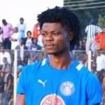 Godfrey Ngwenya from Kabwe Warriors