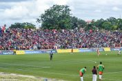 A packed Independence stadium