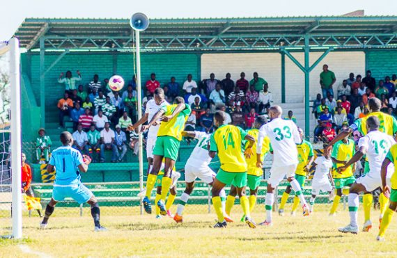 Kalengo's goal against Forest rangers