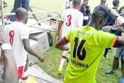 Kelvin Malunga Nkana goalkeeper