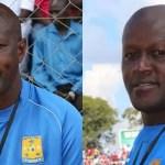 Zambian coach Hector Chilombo
