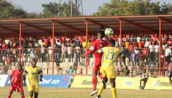 Walter featured against Napsa Stars in week 22. Napsa lost 1 nill after Ronald Kampamba scored in 54th minute