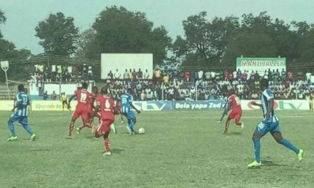 Kabwe Warriors put up a show against Nkana during week 29 of MTNFAZ