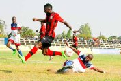 Nkwazi week 17 against Zanaco